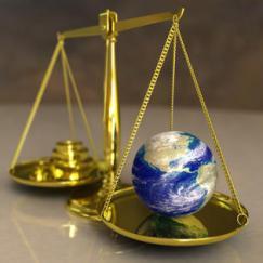 World in balance
